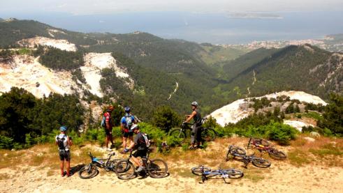Sport Grecia, Sport Thassos