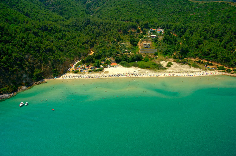 Thassos - Paradise beach