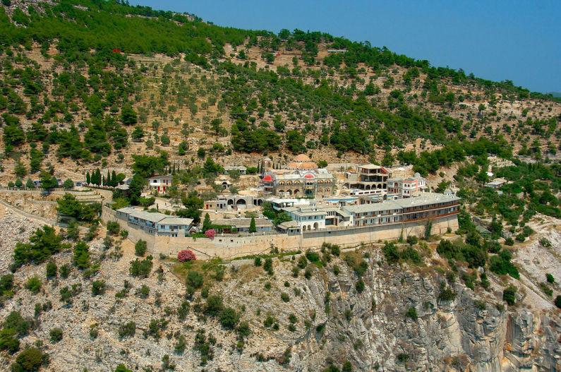Thassos - Archangelos Monastery